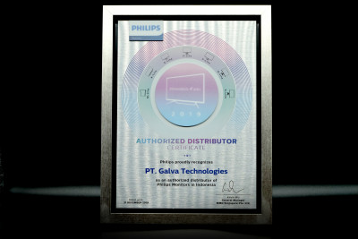 Philips Certificate - Authorized Distributor 2019