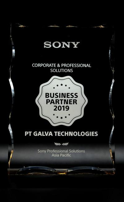 Sony Business Partner 2019
