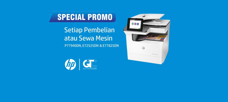 Spesial Promo : GRATIS 1 Unit Printer sampai bulan Juni 2021