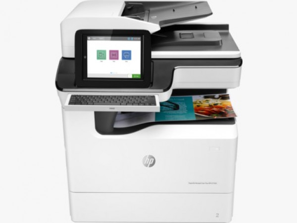 PageWide Managed Color MFP E77650dns