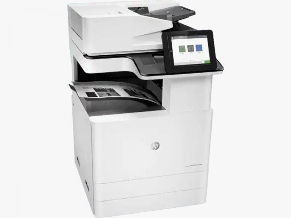 LaserJet Managed MFP E82550