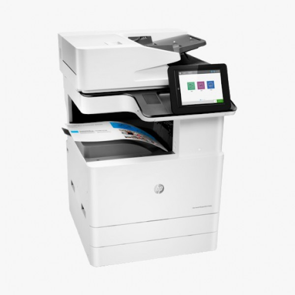 Color LaserJet Managed MFP E77825
